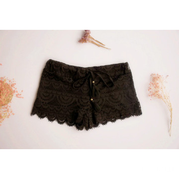 Women Lace Short Pants